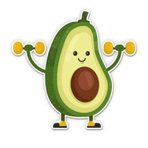 авокадо полезные свойства