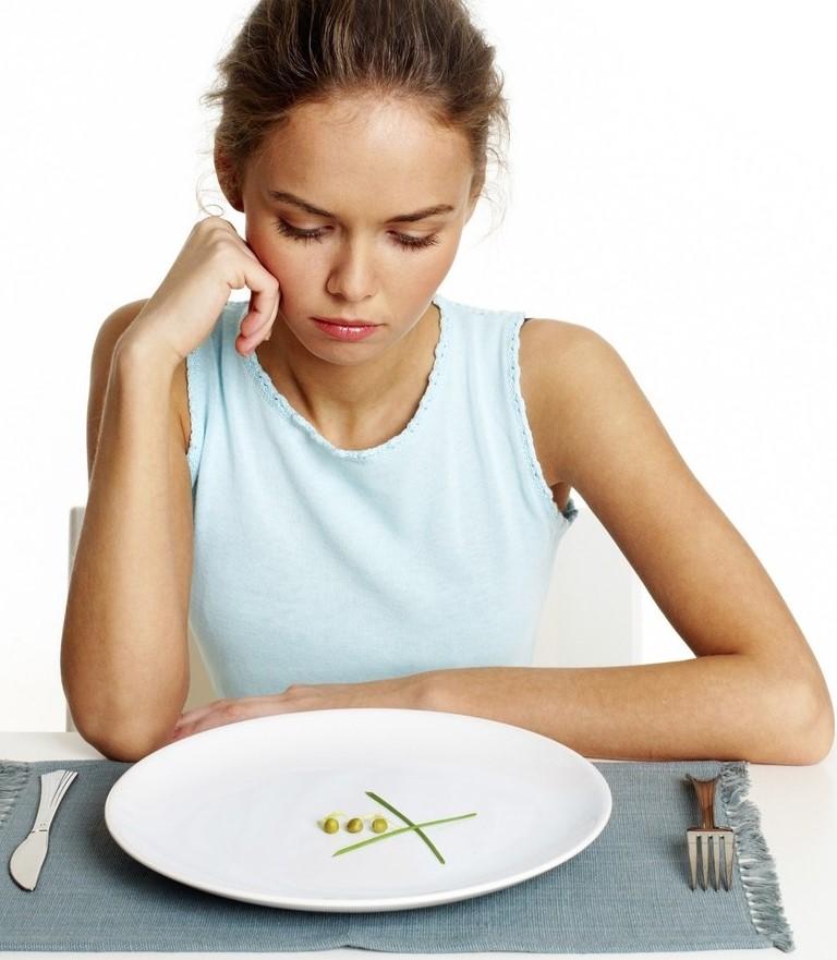 вред голодания для женщин
