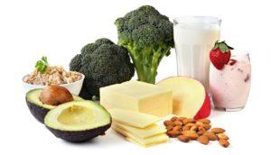 белковые продукты для набора массы