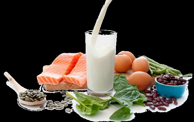 белок для набора веса