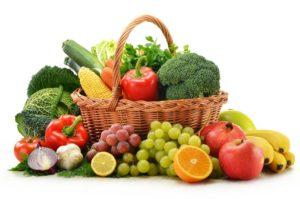 летнее питание