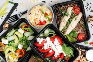 доставка еды чтобы похудеть