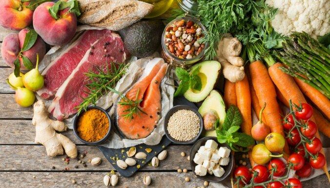 разнообразная еда фото