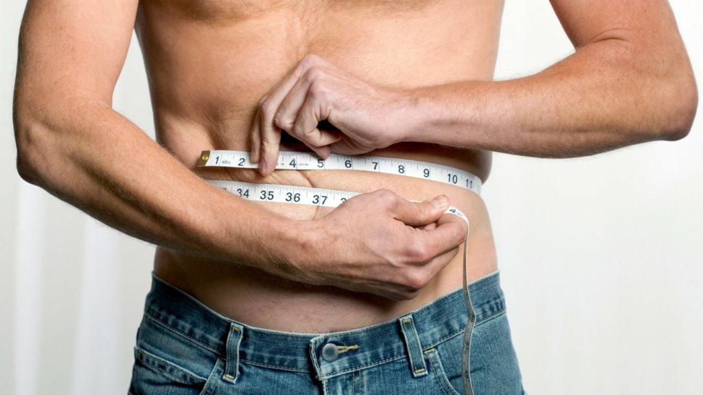 Мужская диета для похудения: главные моменты