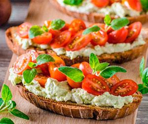 полезные бутерброды фото