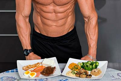 питание для мышц фото