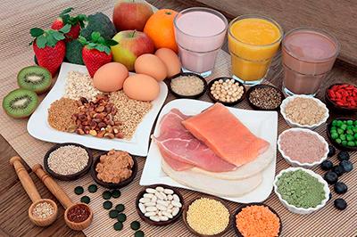 питание для спортсменов фото
