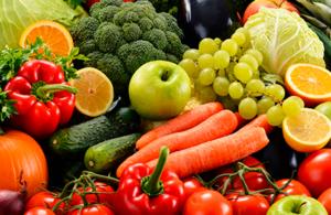 сколько перевариваются фрукты и овощи фото