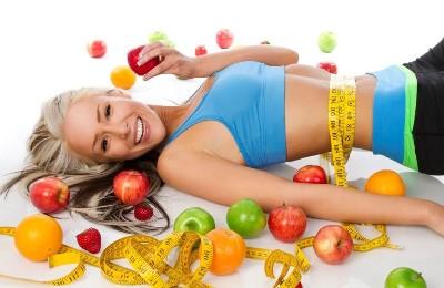 питание при похудении и занятии спортом фото