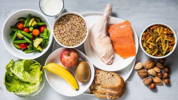меню соответствующее принципам здорового питания фото